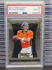 New listing 2013 Select Peyton Manning #38 Broncos PSA 10 GEM MINT (06) Y298