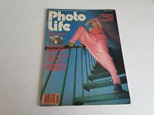Photo Life Magazine Back Issue Vintage 1981 Leica Kodak