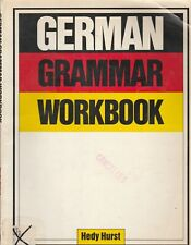 German Grammar Workbook
