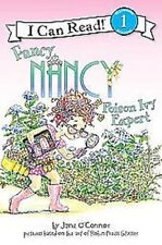 Fancy Nancy I can Read! Poison Ivy Expert Book, New