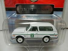 Johnny Lightning GOLD SERIES Club Ex = 1969 Chevy Blazer FORSET PATROL *NIP*
