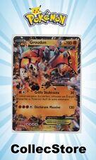 ☺ Carte Pokémon Groudon EX 85/160 VF NEUVE - XY5 Primo Choc