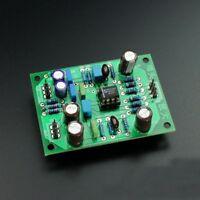 Stereo MM Phono RIAA Amplifier NE5532 Preamplifier Module Base on YBA Circuit