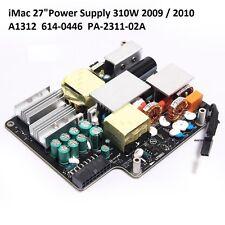 "310W Power Supply Board fr Apple iMac 27"" A1312 614-0446 PA-2311-02A"