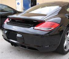 Porsche 987 Boxster Cayman Carbon Fiber GTO trunk spoiler wing 2005 to 2012
