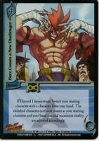 UFS CCG Street Fighter Here comes a new Challenger Foil
