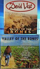 David Vest - Valley Of The Bones (CD, 1996, Artist's Label, US INDIE) HYPER RARE