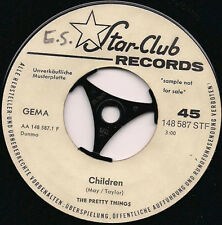 The Pretty Things-Children/My Time, White Star Club Promo, 148 587 ST