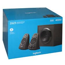 Logitech Z623 THX-Soundsystem, 200 Watt, 2.1 PC-Lautsprecher, 980-000403 NEUWARE
