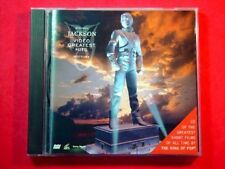 Vcd MICHAEL JACKSON History GREATEST HITS Gold Disc