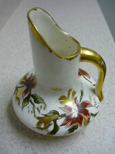 LOVELY ANTIQUE LONG NECKED MILK JUG/PITCHER/CREAMER/VASE/JUST A THING OF BEAUTY!