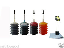 Refill ink kit with chip for Kodak 30 All-In-One Hero 3.1 4.2 5.1 4x30ML 2chip