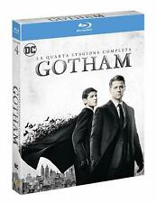 Gotham - Stagione 04 (4 Blu-ray) Warner Home Video