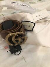 gucci belt women size 70 Brown