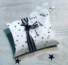 Stanzschablone/ Cutting dies Pillow Box Geschenke Schachtel Hochzeit f.Big Shot