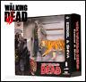 OFFICIAL MCFARLANE - KING EZEKIEL & SHIVA TIGER - The Walking Dead Action Figure