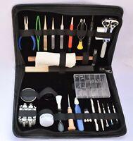 Jewellers Watchmakers Watch Repair Tool Kit Back Case Opener Remover Kit