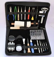 Jewellers Watchmakers Watch Repair Tool Kit Back Case Opener Remover Kit