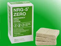 (24,20€/kg) 500g NRG-5 Zero-Notration auf Reisbasis -glutenfrei- Emergency Food
