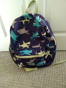 Joules boys rucksack / backpack Sharks