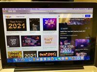 "Apple Macbook Pro 13"" / Intel i5 2.5GHZ UPGRADED 8GB RAM / 1TB HD OS CATALINA"