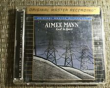 MFSL cd AMMEE MANN lost in space amy amie til tuesday MASTER RECORDING ORIGINAL