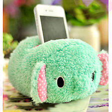 Cute Lovely Plush Mobile Cell Phone iPhone iPod touch Desktop Office Holder