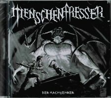 "Mangiauomini ""della nachzehrer"" CD [ITALIAN HORROR death/thrash metal]"