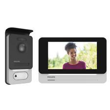Philips WelcomeEye TOUCH Video Sprechanlage Tür Klingelanlage Touch-Display