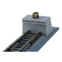 Kato 20-063 Straight Track Bumper Type A 66mm Illuminated Signal Light - N