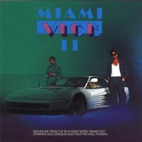 Miami Vice II (1986) Jackson Browne, Phil Collins, The Damned, Jan Hammer.. [CD]