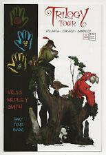 TRILOGY TOUR BOOK (1997 Series) #1 NM Near Mint || Green Man Press & Olio Comics