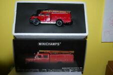 Camions miniatures MINICHAMPS 1:43