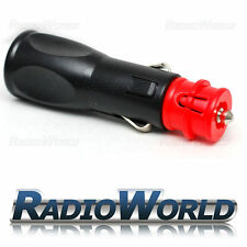 12v 24v Male Din Car Cigarette Lighter Plug Connector Hella Motorcycle Adaptor