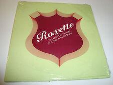 RAR SINGLE CD. ROXETTE. THE CENTRE OF THE HEART . PROMO. ED. CARTÓN. SEALED