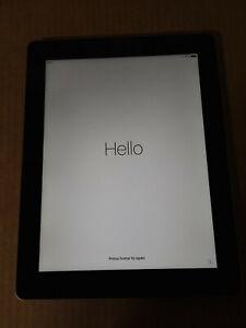 """Apple iPad 4th Generation Retina Display 16GB, A1458, Wi-Fi, 9.7"""" Black, Grade A"""