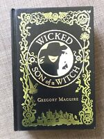 WICKED/SON OF A WITCH by GREGORY MAGUIRE *Barnes & Noble Collectible Editions*