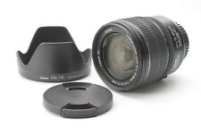Canon EF-S 15-85mm F/3.5-5.6 IS USM Lens - With Hood & Front and Rear Lens Caps