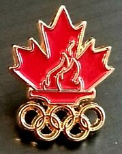 2008 TEAM CANADA NOC COC OLYMPIC  PIN