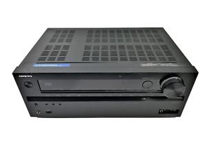 Onkyo TX-NR616 7.2 Channel Home Theater AV Receiver 175 Watt   NOT WORKING