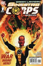 Green Lantern Sinestro Corps Special #1 One Shot DC Comics 2007 VF!!!