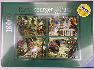 "Ravensburger ""Tropical Impressions"" 18000 Piece Jigsaw Puzzle *NEW!* *NRFP*"