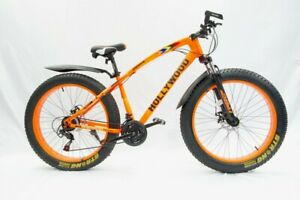 Hollywood Fat Tyre Snow Beach Bike 21 Shimano Gears  26x4.0 ****UK STOCK****