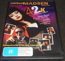42K DVD PAL REGION (MICHAEL MADSEN)