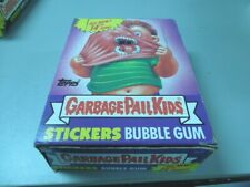 1988 Garbage Pail Kids GPK USA Series 14  wax box 48 packs nice looking box!