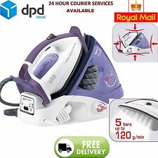 2400W Tefal Easy and Gentle Express Compact Steam Generator Iron GV7630 - NEW