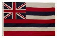 3x5 Nylon Hawaii State Flag 3X5 Hawaiian State Banner Aloha State Flag US Made