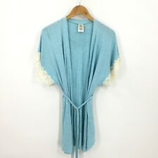 NWOT In Bloom by Jonquil Baja Heather Wrap Robe Womens Size Large