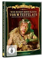 WER REIßT DENN GLEICH VORM TEUFEL AUS (DIETER FRANKE, KATRIN WOLF, ...) DVD NEU