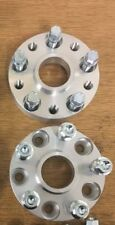 VAUXHALL ASTRA 98-09 Pair 5x110 Hubcentric Spacers 30mm 65.1CB BOLT ON, UK Made